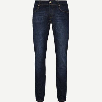 Denim Cut'N'Sew Jeans Regular | Denim Cut'N'Sew Jeans | Blå