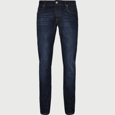 Denim Cut'N'Sew Jeans Regular | Denim Cut'N'Sew Jeans | Blå