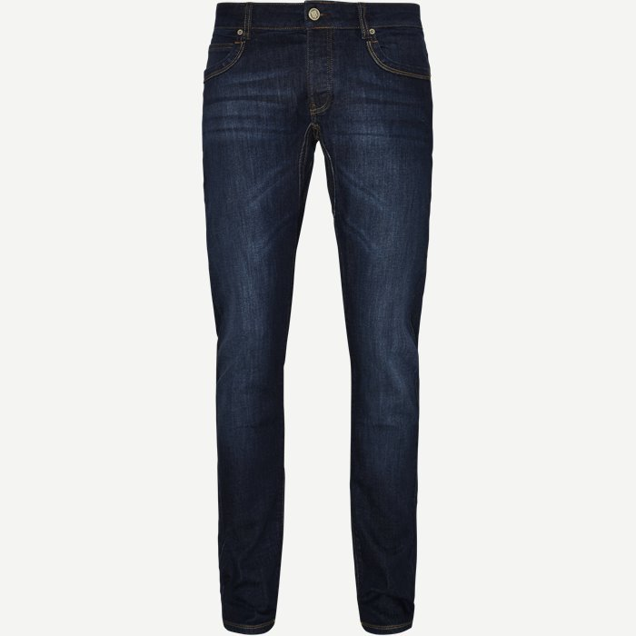 Denim Cut'N'Sew Jeans - Jeans - Regular - Blå