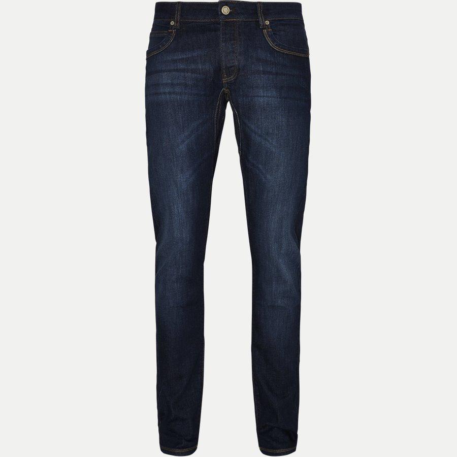 91615 DENIM CUT´N SEW - Denim Cut'N'Sew Jeans - Jeans - Regular - NAVY - 1