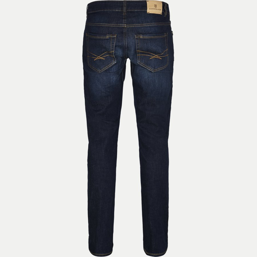 91615 DENIM CUT´N SEW - Denim Cut'N'Sew Jeans - Jeans - Regular - NAVY - 2