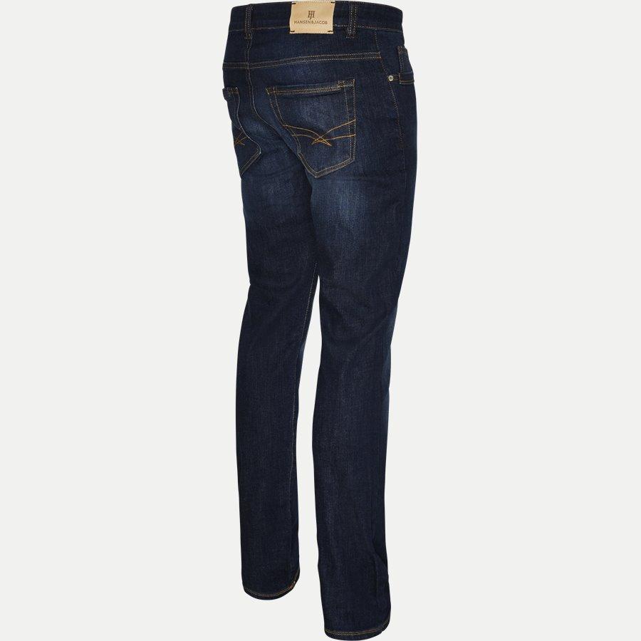 91615 DENIM CUT´N SEW - Denim Cut'N'Sew Jeans - Jeans - Regular - NAVY - 3
