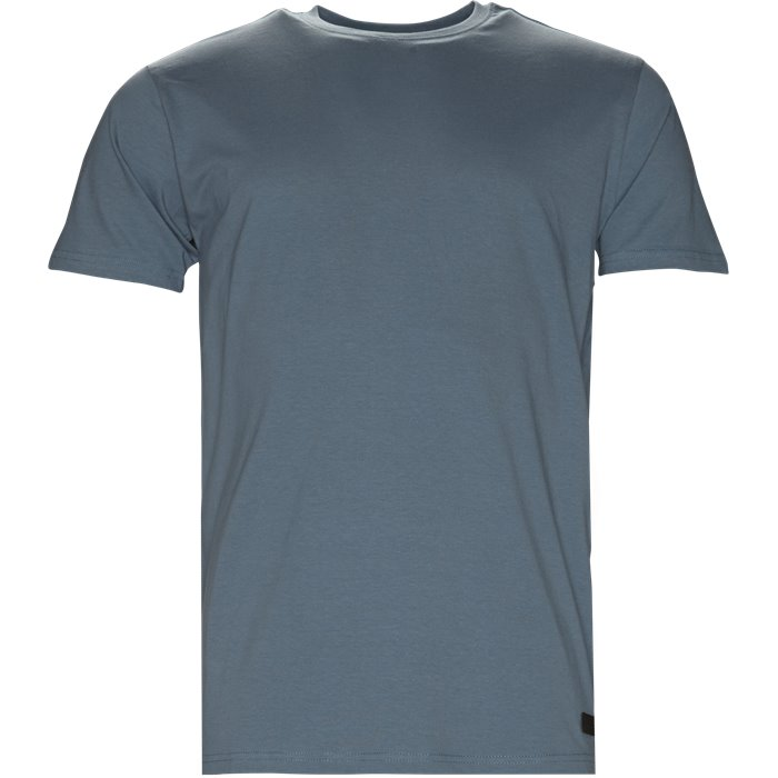 Ganger - T-shirts - Regular - Blå