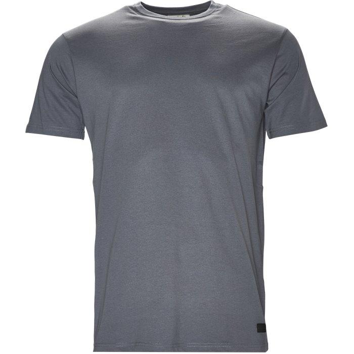 Ganger - T-shirts - Regular - Grå