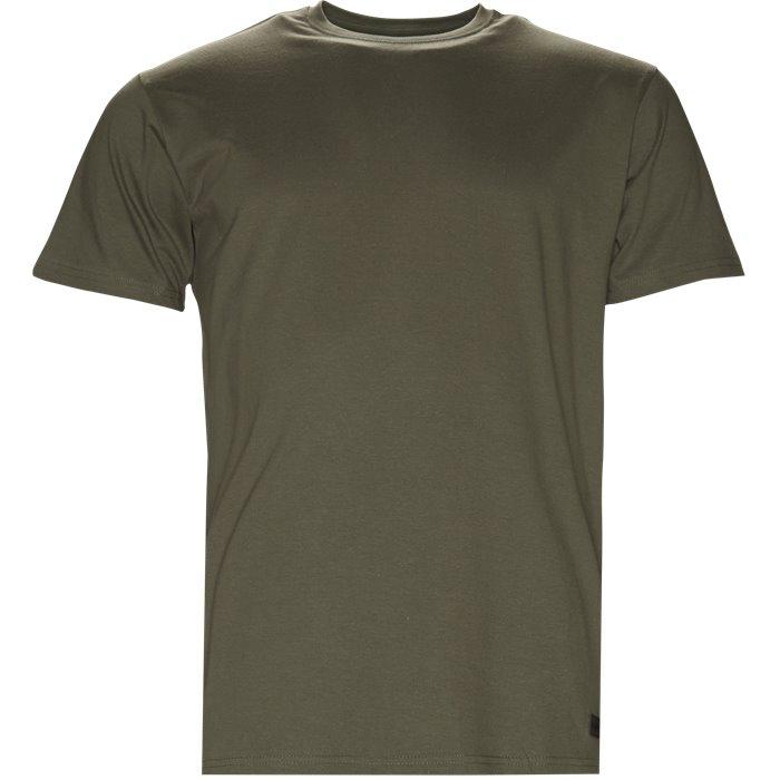 Ganger - T-shirts - Regular - Grøn