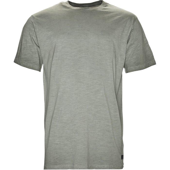 Ganger Wash - T-shirts - Regular - Grå