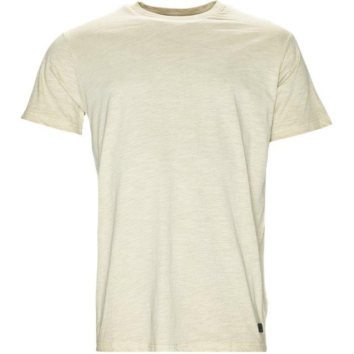 Ganger Wash - T-shirts - Regular - Sand