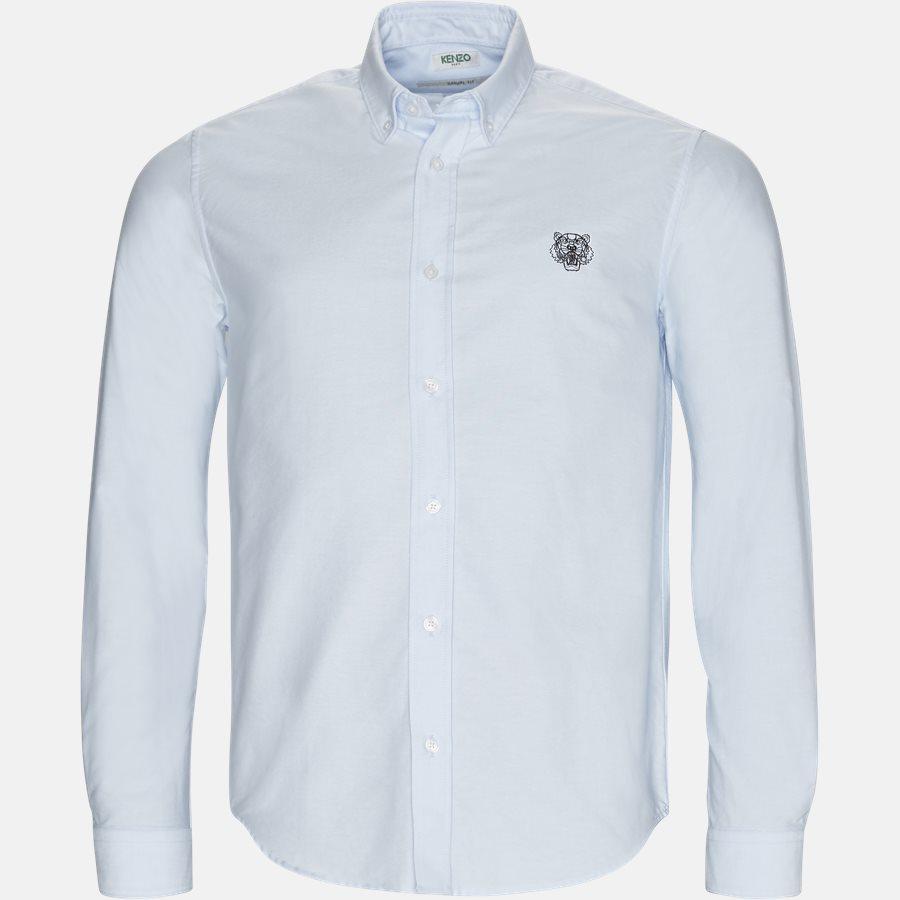5CH400 - 5CH400 skjorte - Skjorter - Regular fit - BLÅ - 1