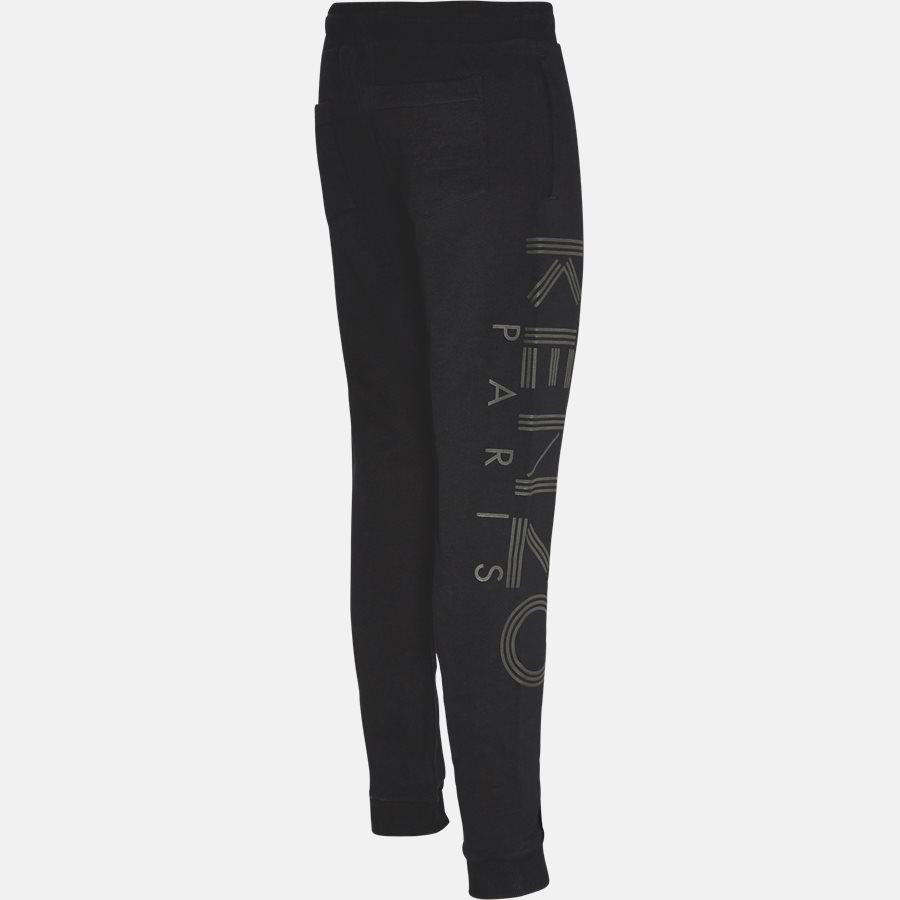 5PA716 - 5PA716 sweatpants  - Bukser - Regular slim fit - SORT - 3
