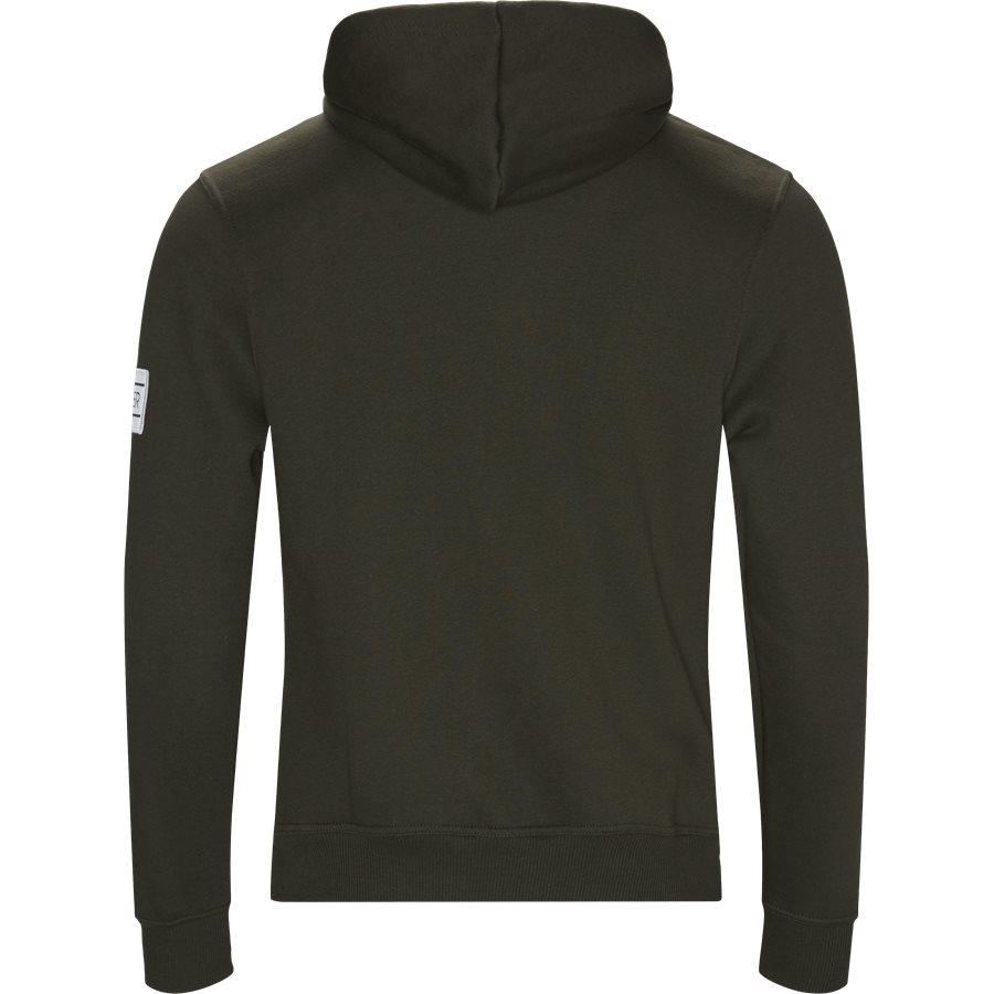 NANCY - Nancy Sweatshirt - Sweatshirts - Regular - ARMY - 2