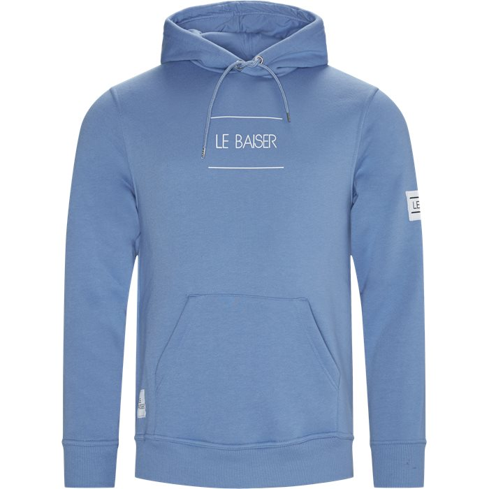 Nancy Sweatshirt - Sweatshirts - Regular - Blå