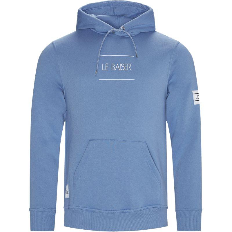 Le Baiser Nancy Sweatshirt Bleu