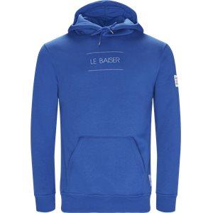 Nancy Sweatshirt Regular | Nancy Sweatshirt | Blå