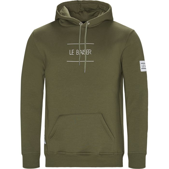 Nancy Sweatshirt - Sweatshirts - Regular - Grøn