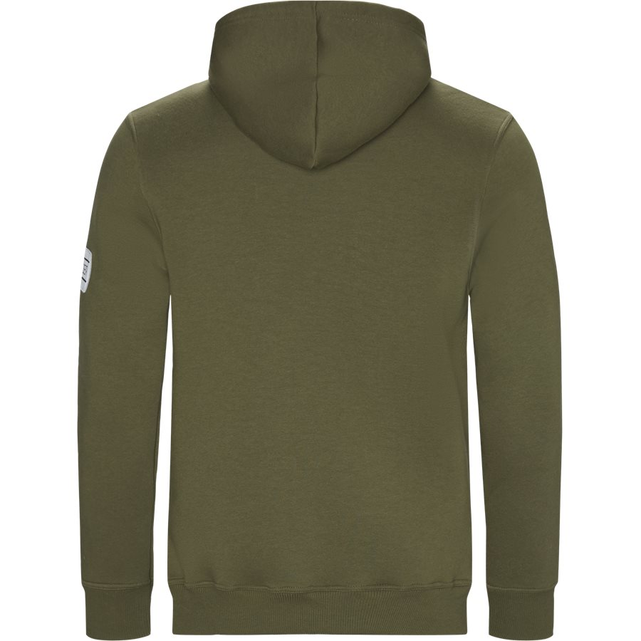 NANCY - Nancy Sweatshirt - Sweatshirts - Regular - GREEN - 2