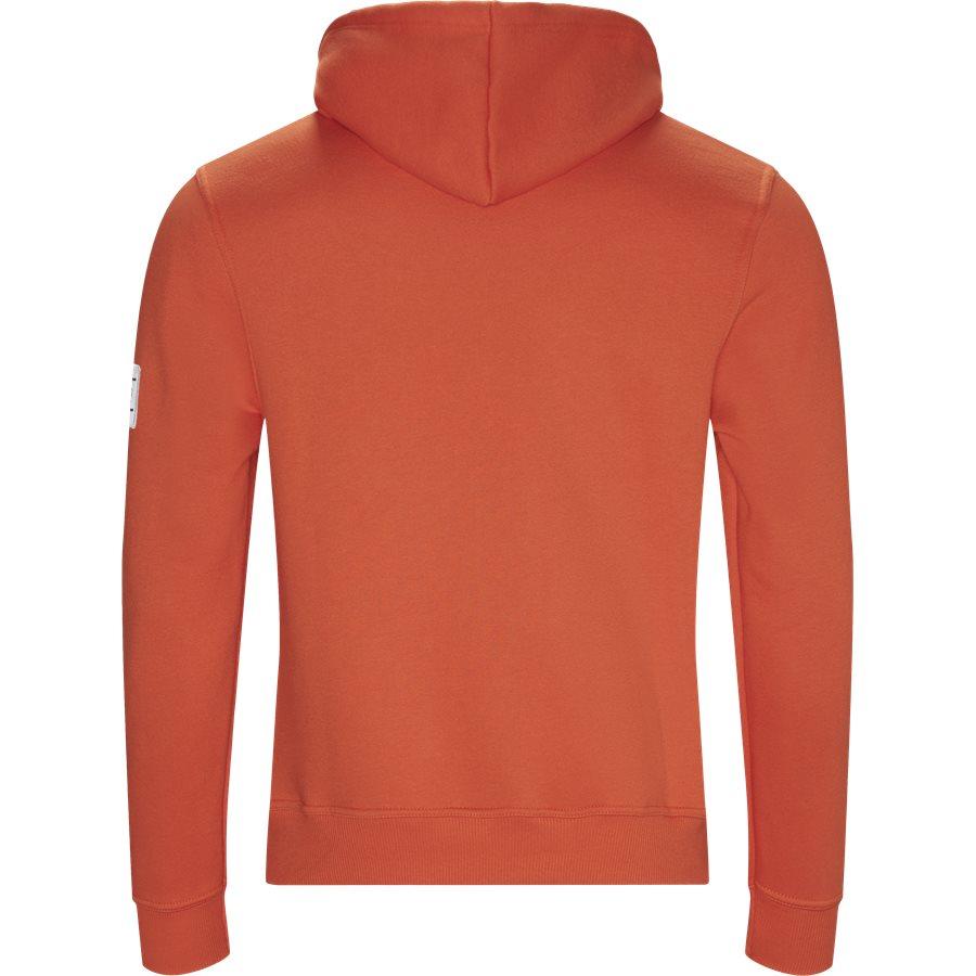 NANCY - Nancy Sweatshirt - Sweatshirts - Regular - ORANGE - 2