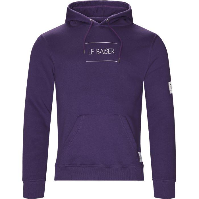 Sweatshirts - Regular - Lila