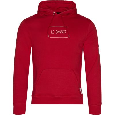 Nancy Sweatshirt Regular fit | Nancy Sweatshirt | Rød