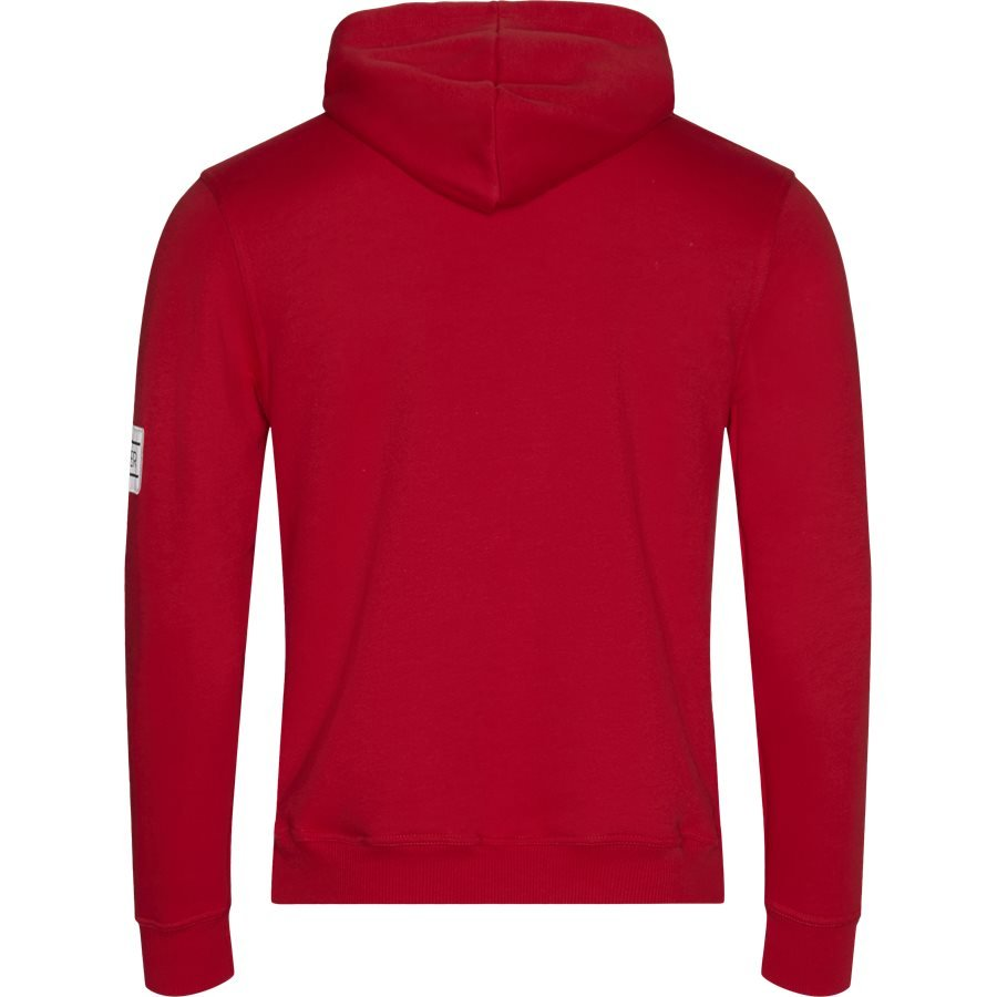 NANCY - Nancy Sweatshirt - Sweatshirts - Regular - RED - 2