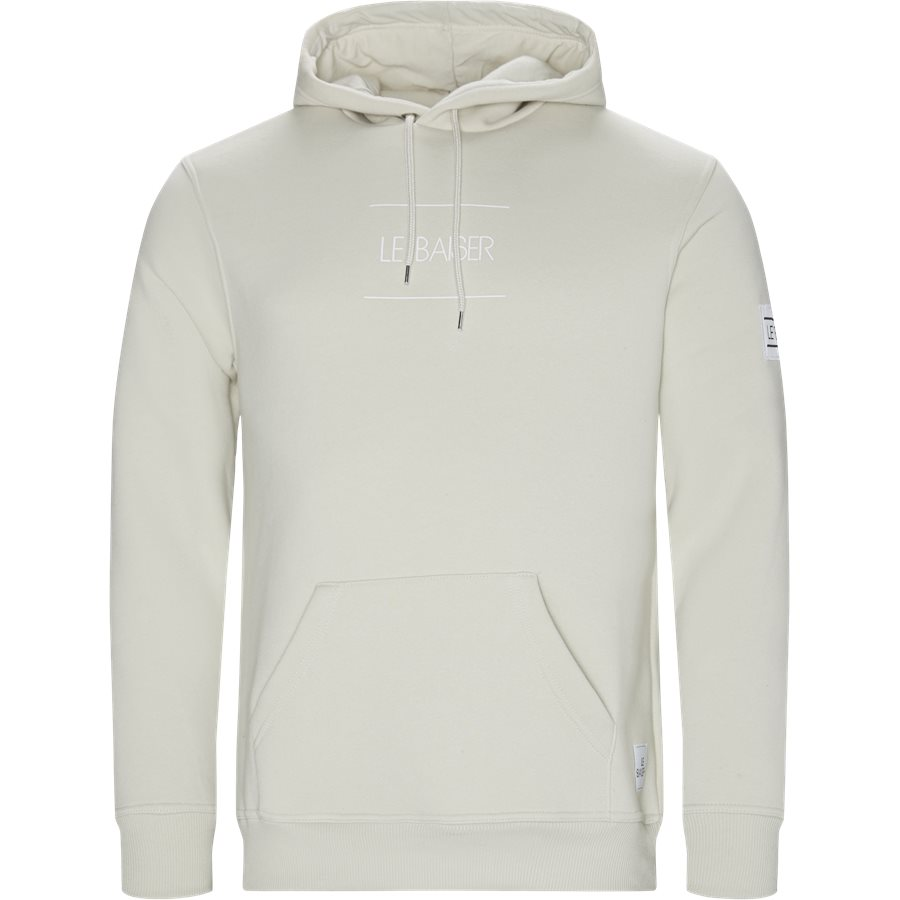 NANCY - Nancy Sweatshirt - Sweatshirts - Regular - SAND - 1