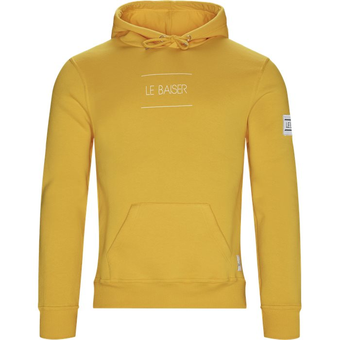 Nancy Sweatshirt - Sweatshirts - Regular - Gul