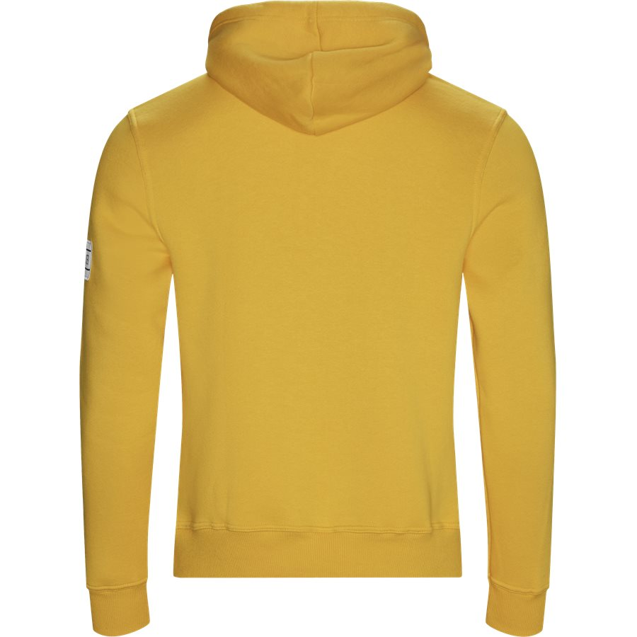 NANCY - Nancy Sweatshirt - Sweatshirts - Regular - SUNSHINE - 2