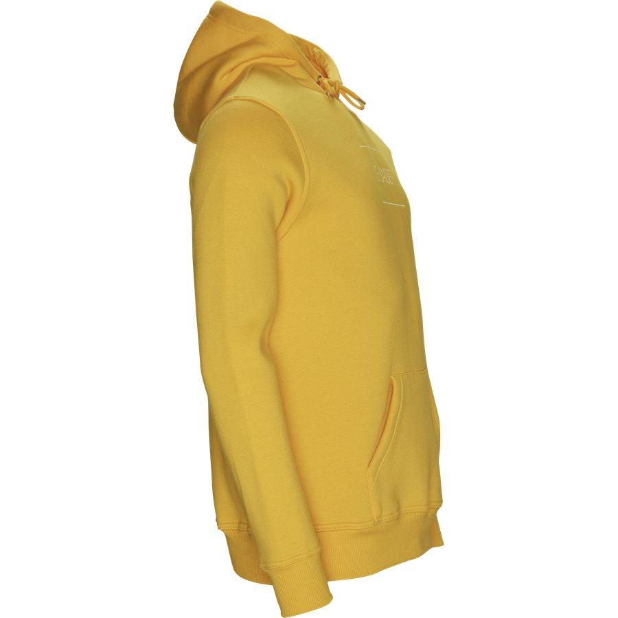 NANCY - Nancy Sweatshirt - Sweatshirts - Regular - SUNSHINE - 4