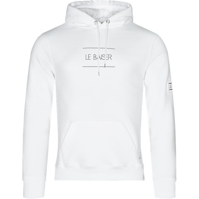 Nancy Sweatshirt - Sweatshirts - Regular - Hvid