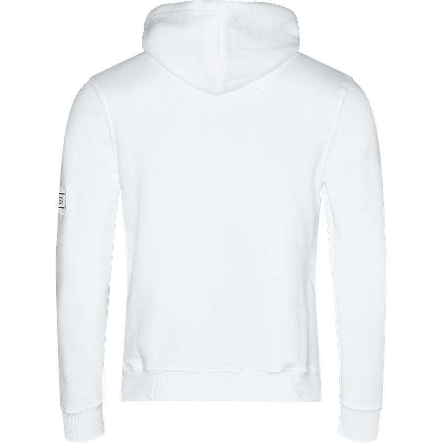 NANCY - Nancy Sweatshirt - Sweatshirts - Regular - WHITE - 2