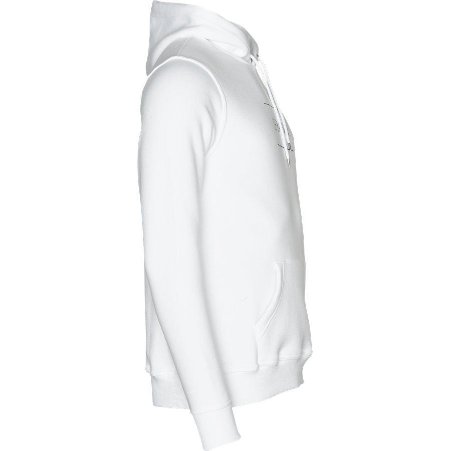 NANCY - Nancy Sweatshirt - Sweatshirts - Regular - WHITE - 4