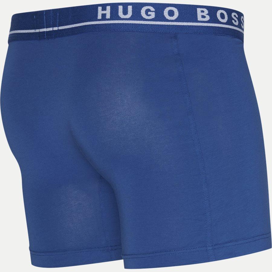 50325404 - 3-pak Long tights - Undertøj - Regular - BLÅ/SORT - 4