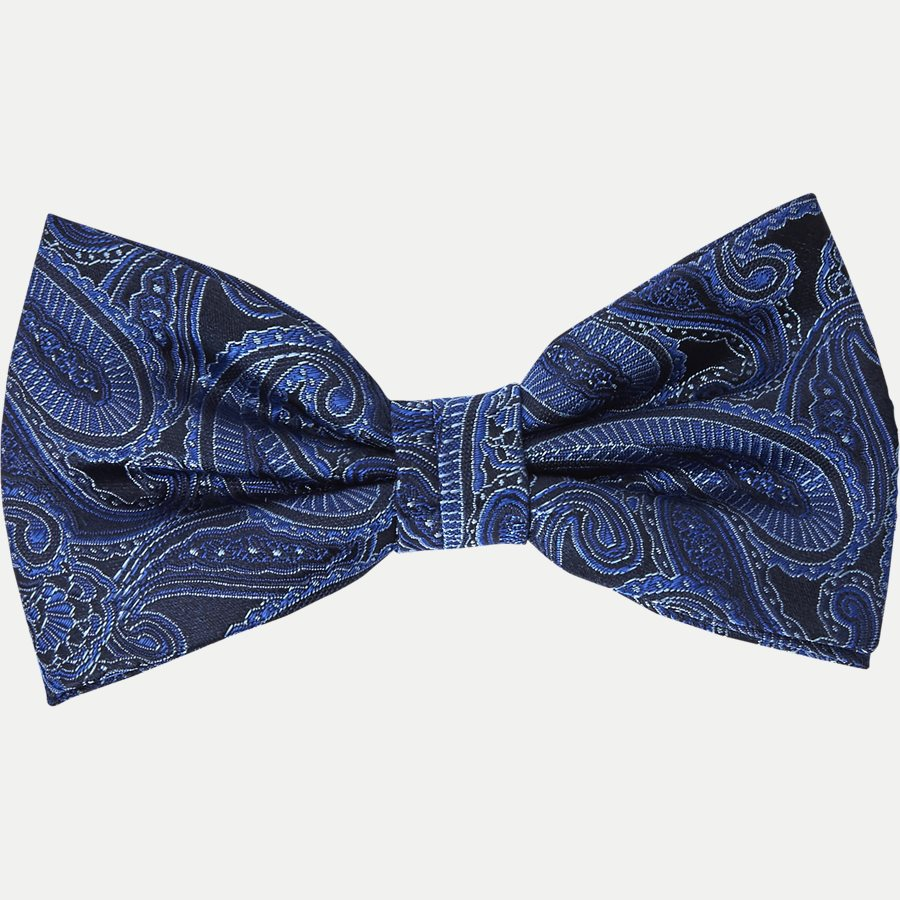 16-4661 - Krawatten - BLÅ - 1