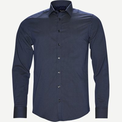 Iver/State Skjorte Iver/State Skjorte | Blå
