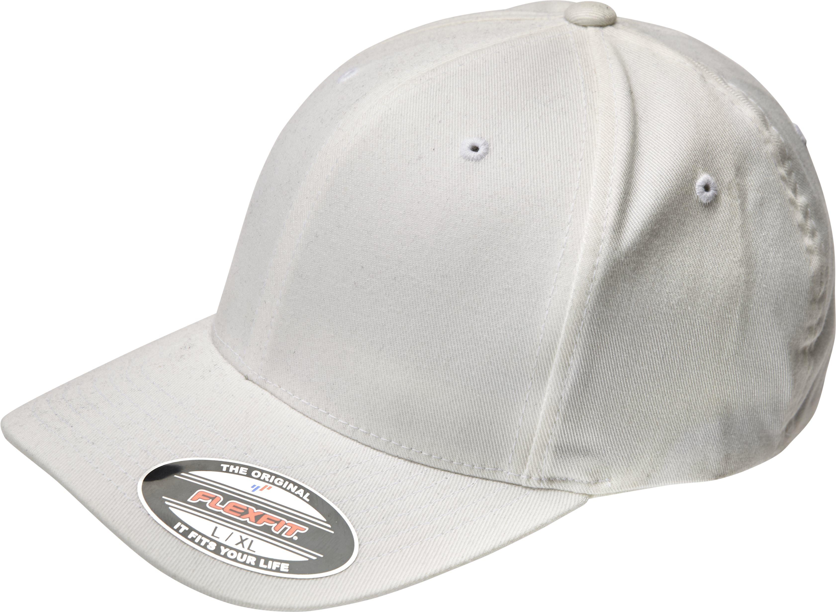 ALM BASIC 6277 - Caps - Hvid