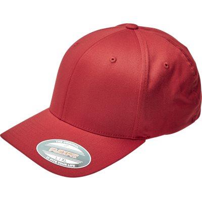Caps | Red