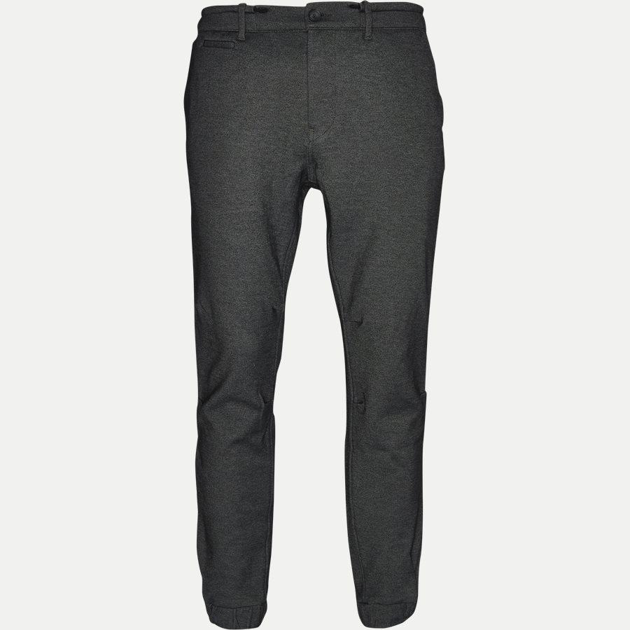 50325854 SIMAN2 - Siman2 Bukser - Bukser - Tapered fit - GRÅ - 1