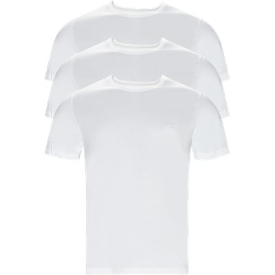3-pack Crew Neck T-shirt Regular | 3-pack Crew Neck T-shirt | Hvid