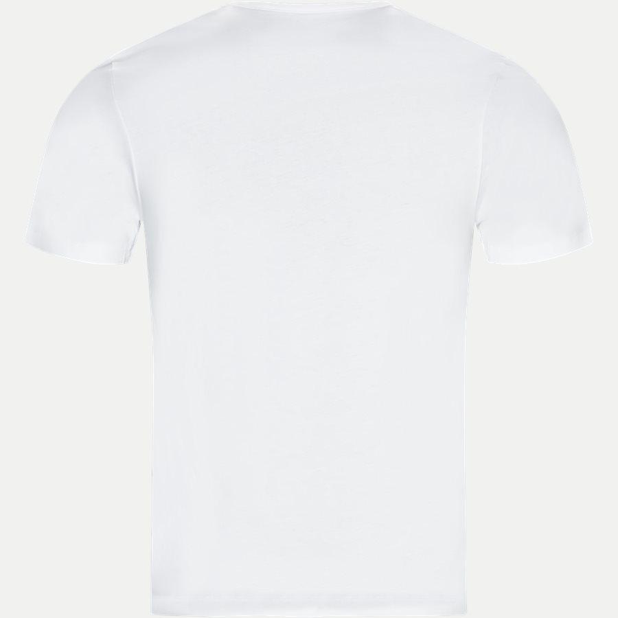 50325388 SHIRT SS RN 3P BM - Underwear - Regular - HVID - 3