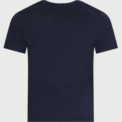 3-pack Crew Neck T-shirt Regular | 3-pack Crew Neck T-shirt | Blue