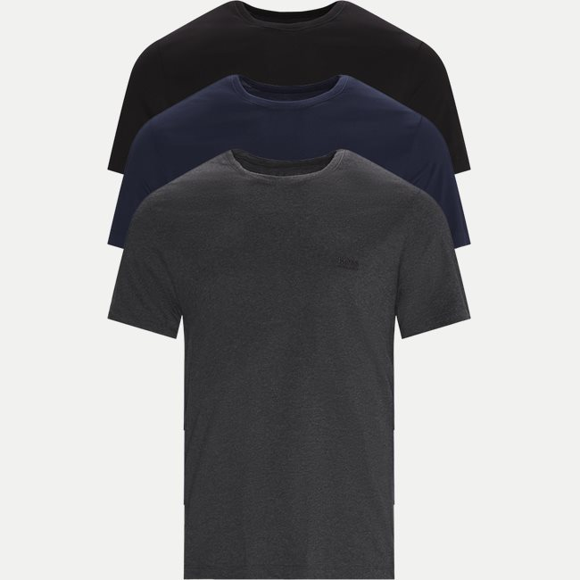 3-pack Crew Neck T-shirt