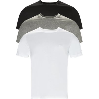 3-pack Crew Neck T-shirt Regular | 3-pack Crew Neck T-shirt | Multi