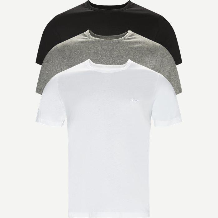 3-pack Crew Neck T-shirt - Underkläder - Regular - Multi