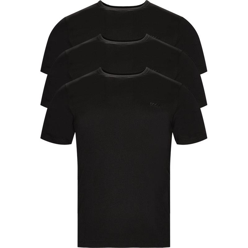 Hugo boss - 3-pak t-shirt fra hugo boss på kaufmann.dk