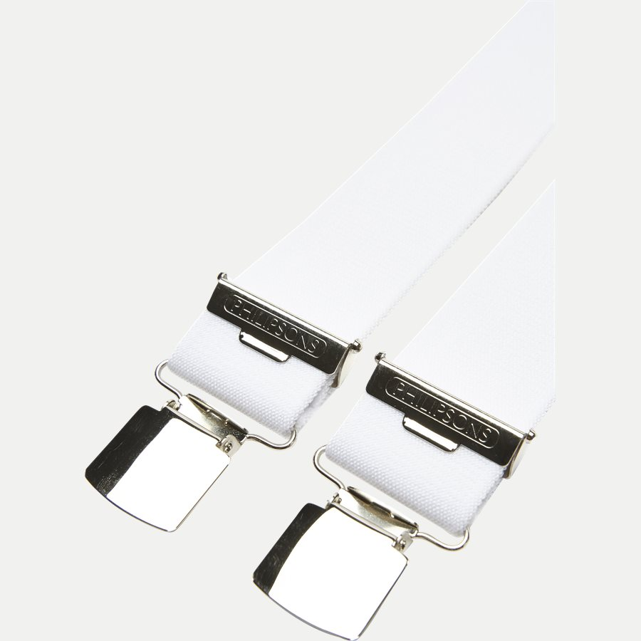361 - Brede Seler - Accessories - HVID - 2