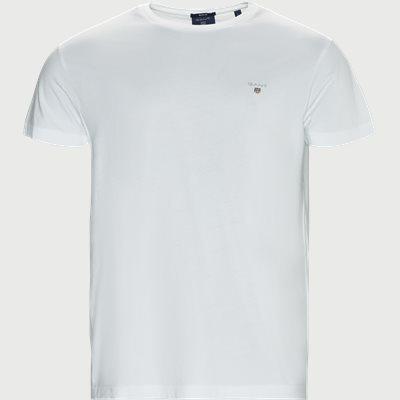 Short-sleeved T-shirt Regular | Short-sleeved T-shirt | Hvid