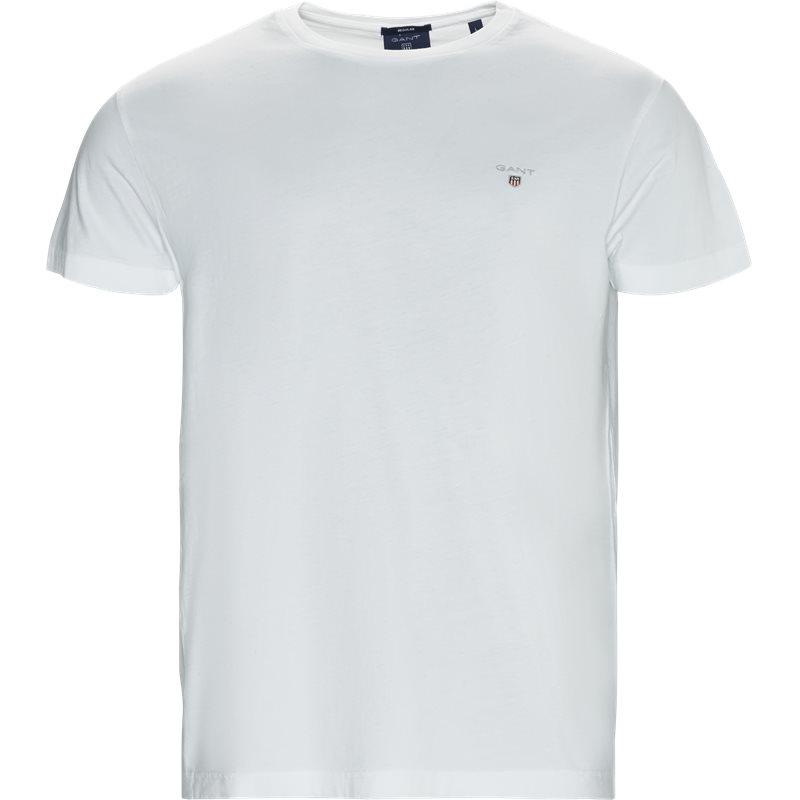 Gant - short-sleeved t-shirt fra gant på kaufmann.dk