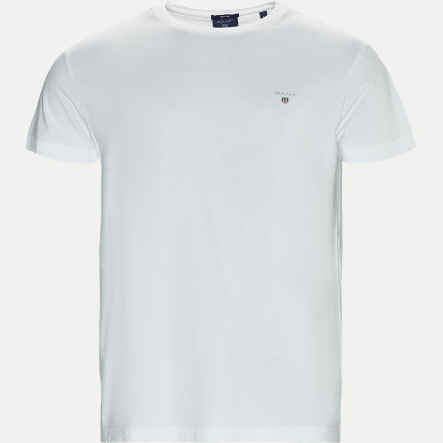 234100 T-SHIRT - Short-sleeved T-shirt - T-shirts - Regular - HVID - 1