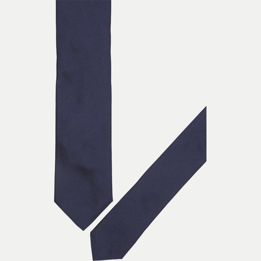 50307916 TIE 6 - Krawatten - NAVY - 2