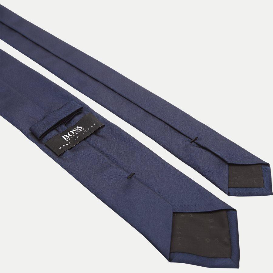 50307916 TIE 6 - Krawatten - NAVY - 3