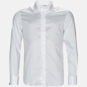 11277 644 skjorte Slim | 11277 644 skjorte | Hvid